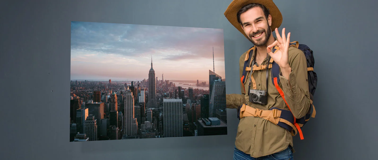 Canvas Print The Most Convenient