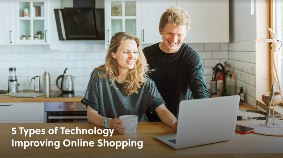 Technology Improving Online Shopping